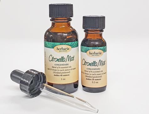 Citronella Mist Essential Oil Concentrate