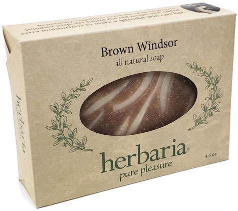 Brown Windsor soap