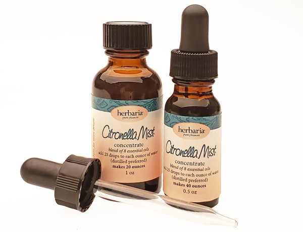 Citronella Mist Concentrate