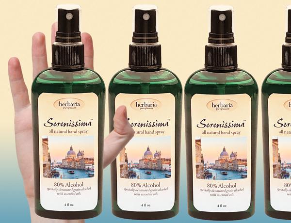 Serenissima Hand Spray
