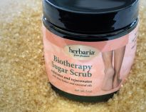 Herbaria all natural Biotherapy Sugar Scrub