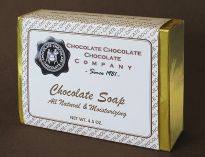 Herbaria all-natural Chocolate Chocolate Chocolate Soap