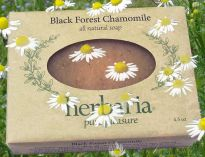 Herbaria all natural Black Forest Chamomile Soap