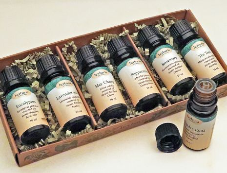 Herbaria Essential Oil Starter Kit
